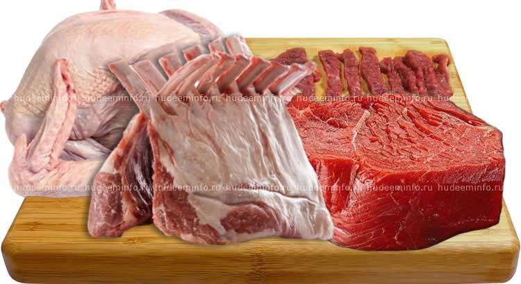 Как приготовить мясные продукты при похудении