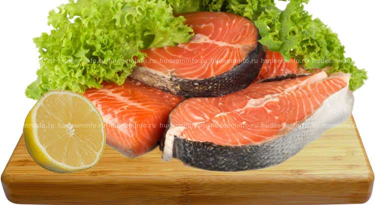 Как готовить рыбу при похудении
